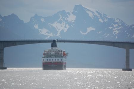 möte med Hurtigrutten avklarat