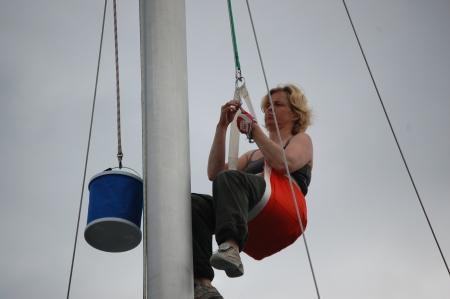 Nina i masten