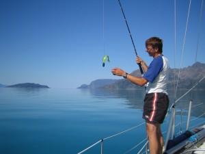 Jan fiskar